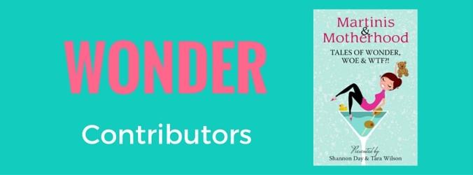 Promotional banner WONDER